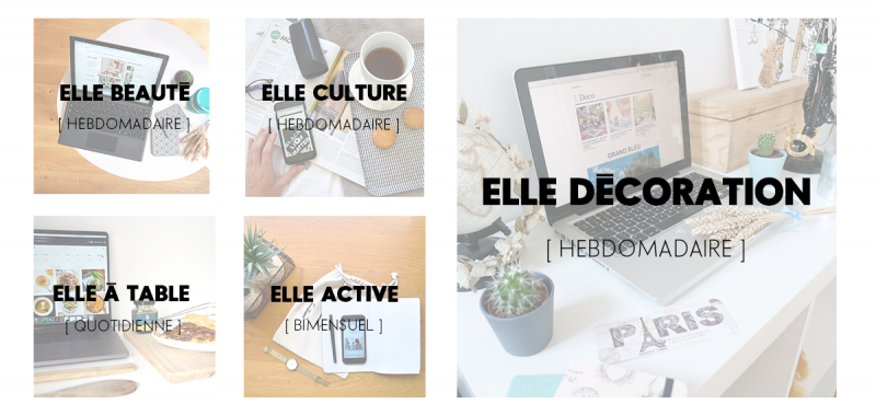Actualités - ELLE - Offres Emailing - Newsletters